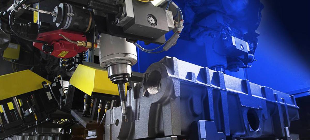 青岛RV减速机自动化应用案例