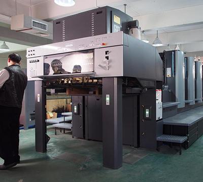 信封印刷设备