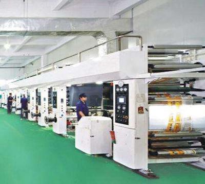 包装印刷厂设备