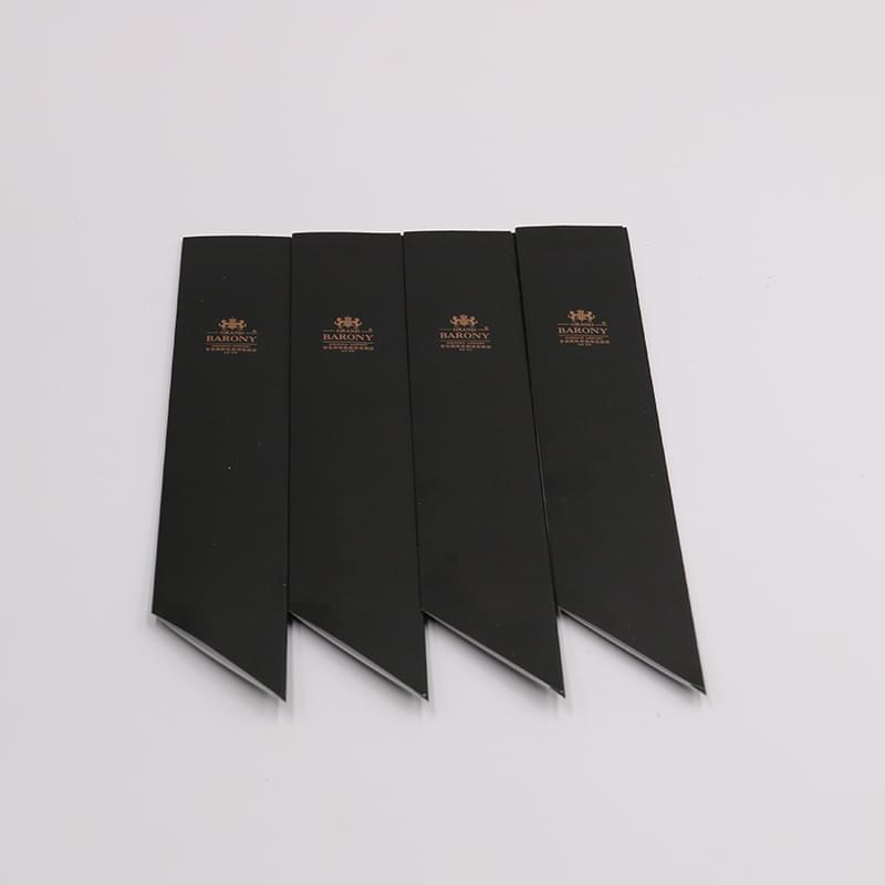 铜版纸覆膜筷子套