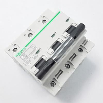 智能运维施耐德 C12H-D100微型断路器