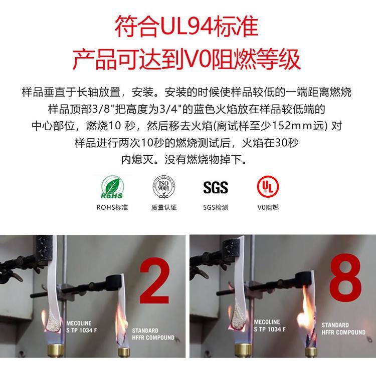 环保阻燃UL94-V0试验