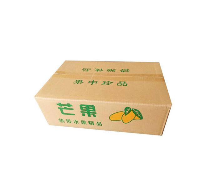 有機食品紙箱要檢測哪些項目才能確保合格