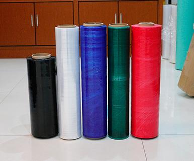 工业彩色缠绕膜