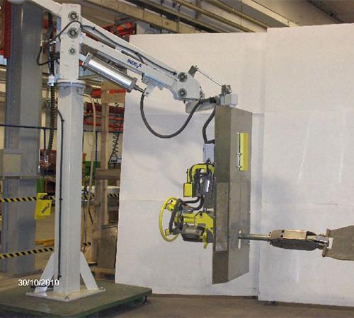 助力机械手-铸造