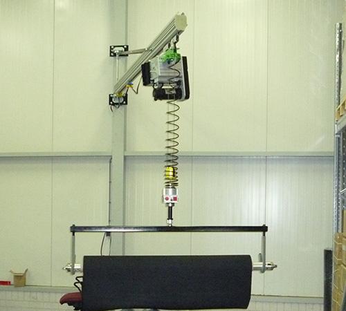 轨道版智能提升机