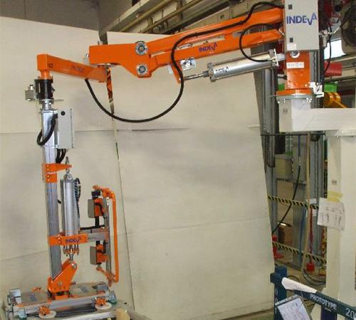 硬臂式助力机械手系统由什么组成