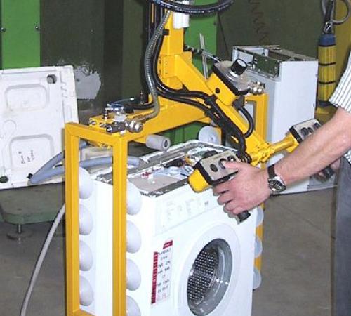 助力机械手升降系统与机械结构