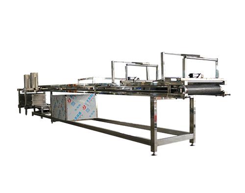 六米全自动豆皮机