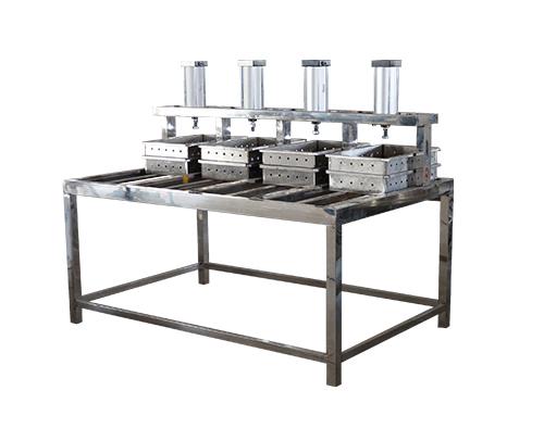 四组式豆腐压机