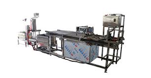 豆制品机械厂家简介安装豆皮机的步骤