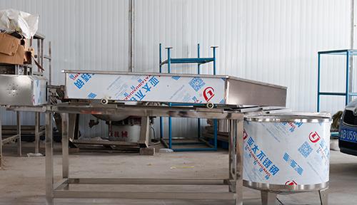 城阳客户定制豆腐加工设备