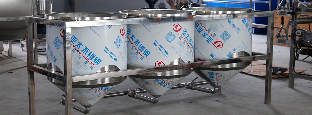 潍坊客户定制豆制品设备
