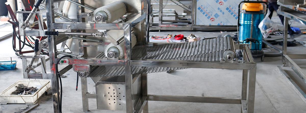 黄岛客户定制豆皮机械设备