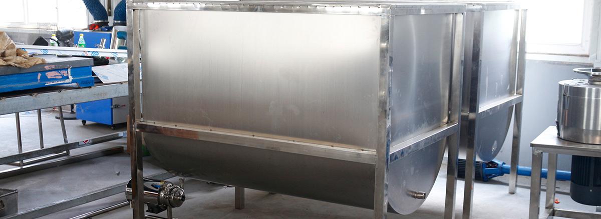 客户定制豆制品设备