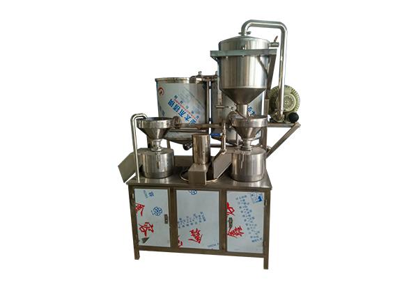 中国豆制品设备行业发展之迅速