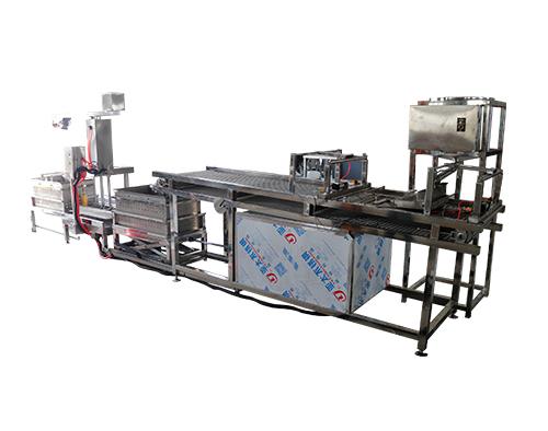 豆制品机械产生的废水如何处理?