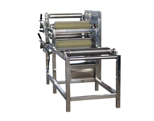 豆制品设备生产线中从原料到制成浆液