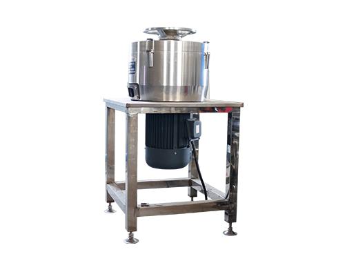豆制品设备磨浆过程中通常的处理方式