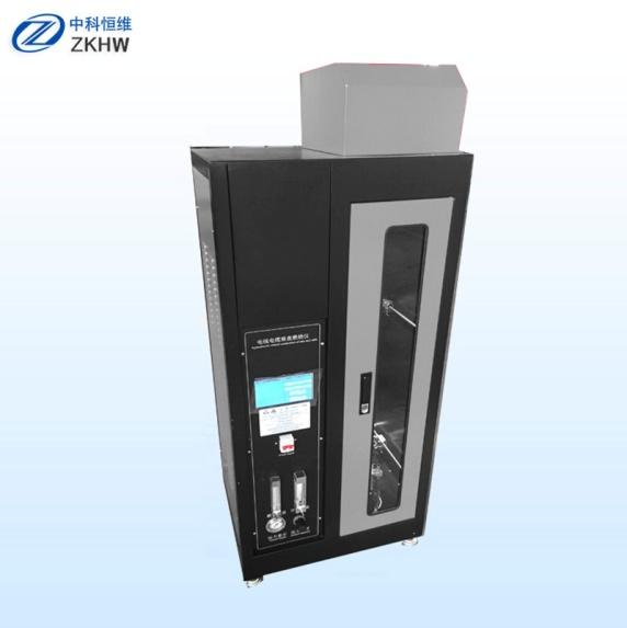 ZKHW-216单根电线电缆垂直燃烧仪