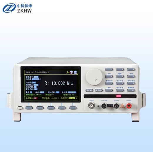 ZKHW-152 点对点电阻测试仪