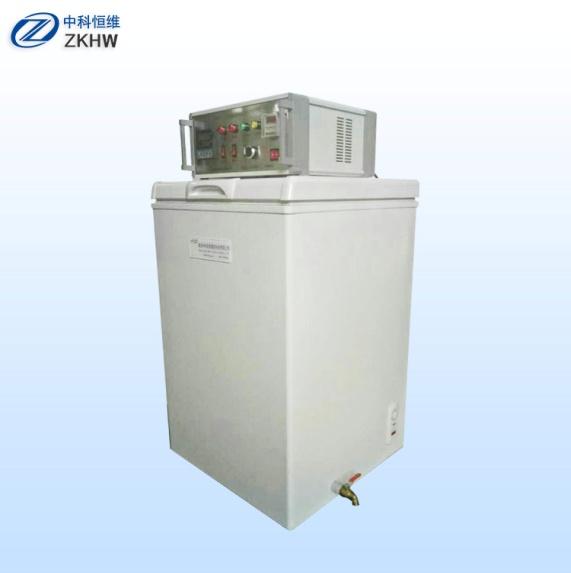 ZKHW-107安全帽低温恒温水浸泡预处理箱