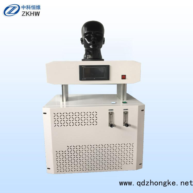 ZKHW-702口罩呼吸阻力测试仪