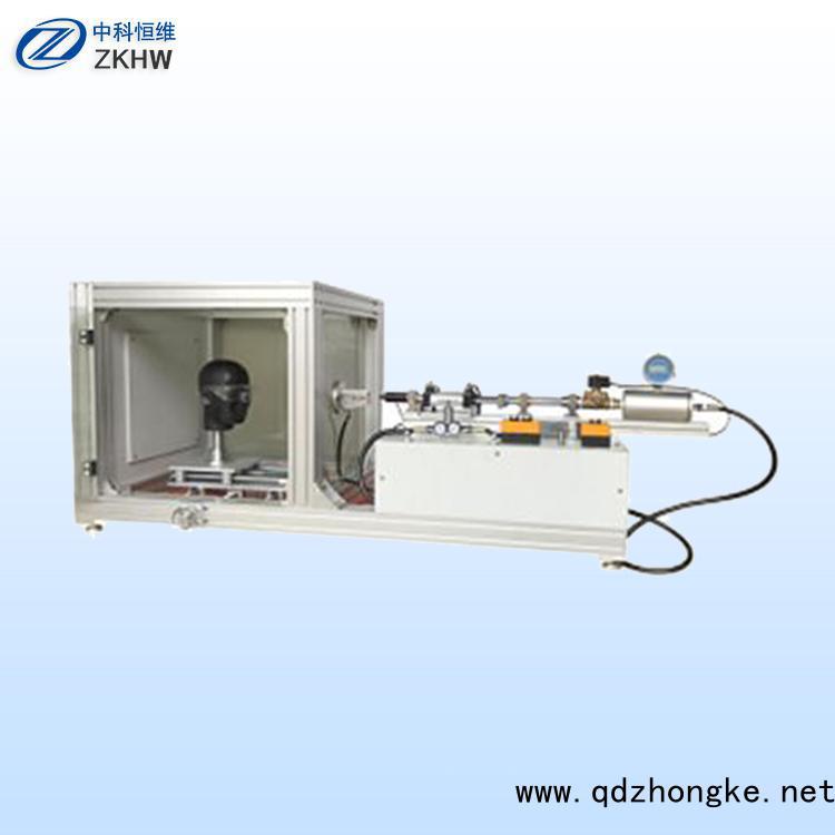 ZKHW-311B面罩抗高速粒子冲击性能测试仪