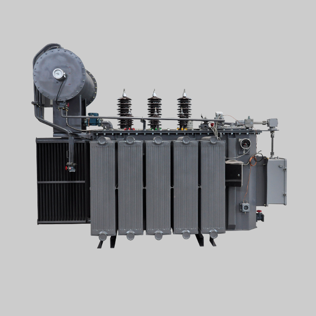SS11 系列110kV 级三相三绕组无励磁调压电力变压器