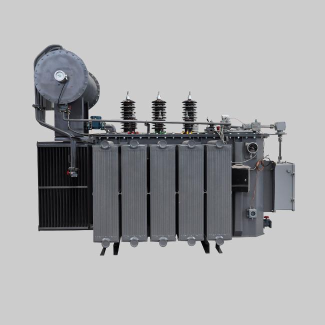 35kV 级SZ11 型双绕组有载调压电力变压器