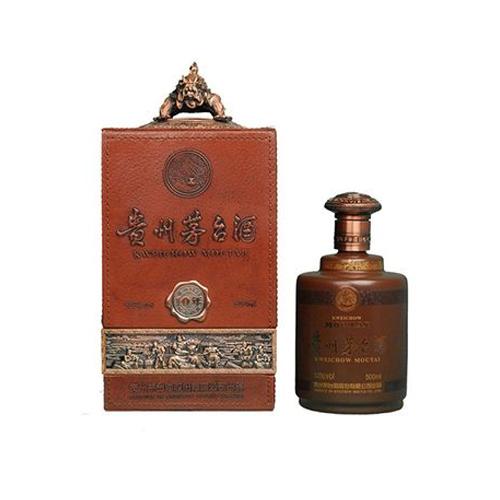 回收香港回归10年纪念茅台酒