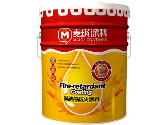超薄型钢结构防火涂料
