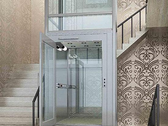 福州别墅电梯安装