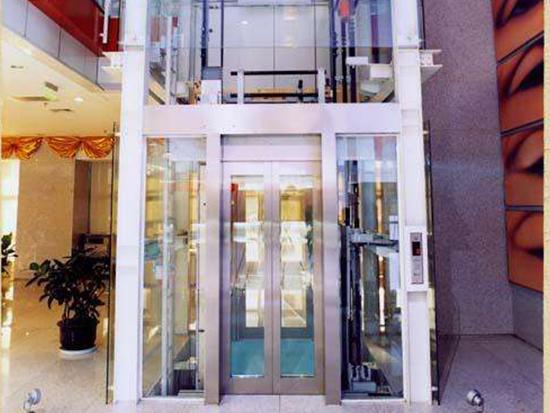 商场观光电梯