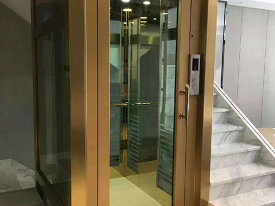 福州别墅电梯