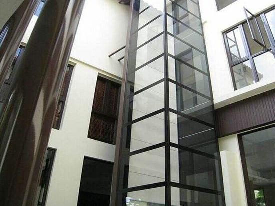 福清闽都旧房电梯改造项目