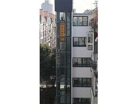 福州旧楼电梯工程