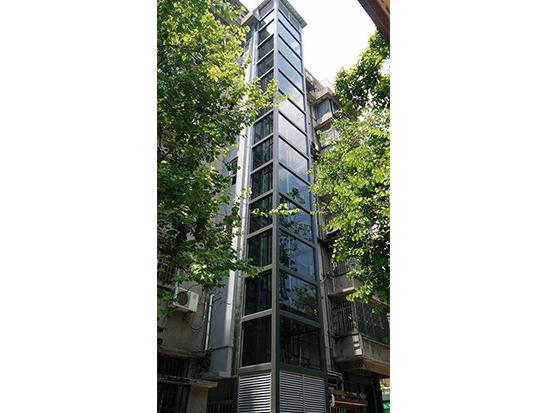 老旧小区加装电梯改造