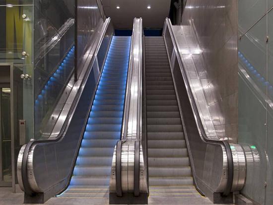 智能自动扶梯
