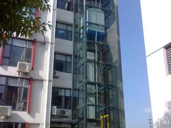 福建旧楼加装电梯