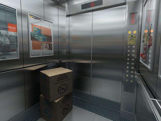 福州2吨载货电梯