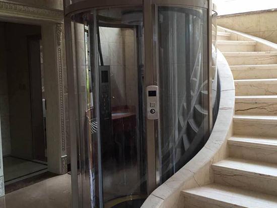 福州别墅小型电梯