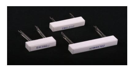 RX27-3型瓷外壳功率线绕电阻器产品图片