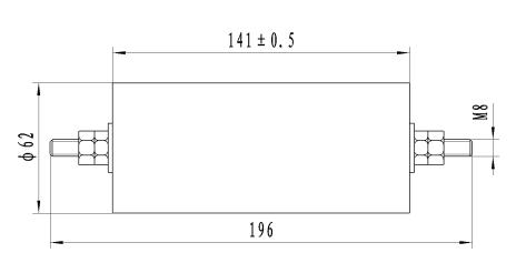 myn-53型高能氧化锌压敏电阻器