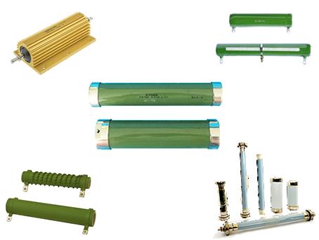 电阻器产品