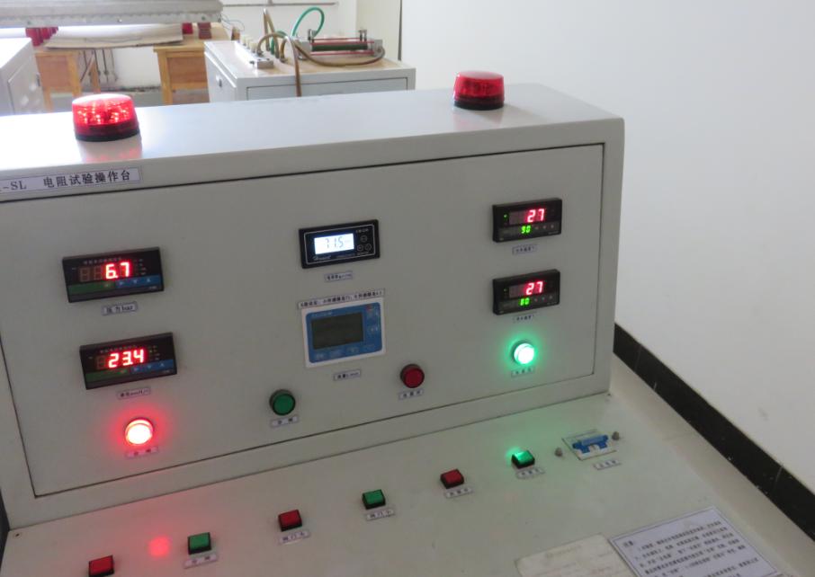 水冷电阻试验操作系统