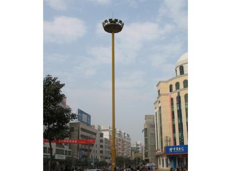 青海20m高杆灯价格