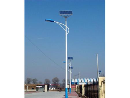 太阳能路灯常见故障及解决方法