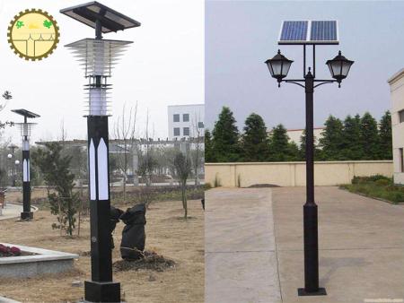 太阳能庭院灯是什么?多少钱一套?