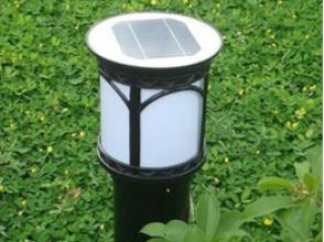宫廷式太阳能草坪灯